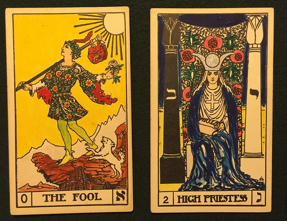 a study of tarot cards A great inspiration and impetus to the modern study of tarot history proposed a relationship between the trumps, petrarch, and renaissance parades 1966 collecting playing cards by sylvia mann (ny) 1972 tarot cards designed by david sheridan.