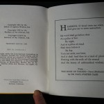 Highlights of Tarot copyright page