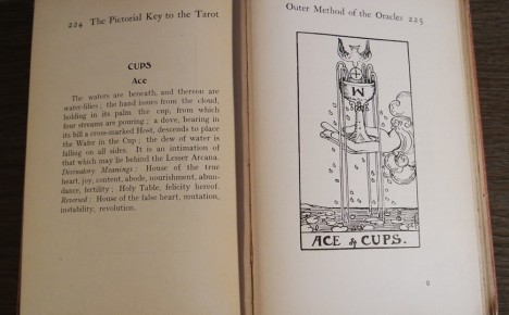 1911 Pictorial Key to the Tarot