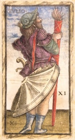 Sola Busca deck card 5