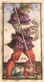 Sola Busca deck card 1
