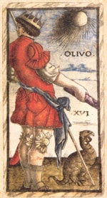Sola Busca deck card 4