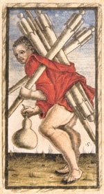 Sola Busca deck card 6