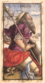 Sola Busca deck card 3