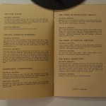 Albano Tarot Wheel book late pages