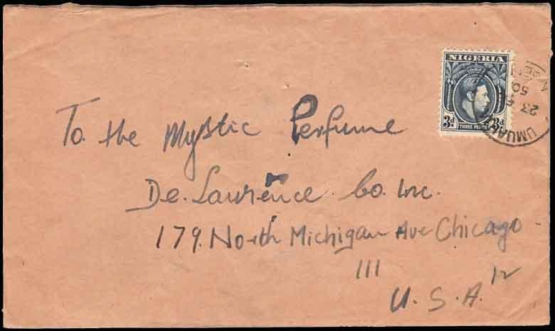 Feb 23, 1950 Nigeria