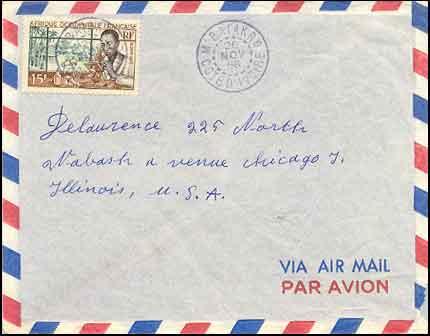 Nov 26, 1956 Cote D'ivoire