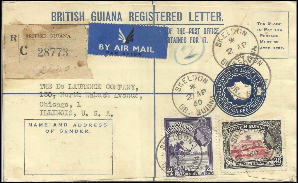 Apr 2, 1960 British Guiana