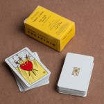 Miniature Albano Waite deck Tarot Productions