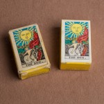 Two Miniature Albano Waite front of box
