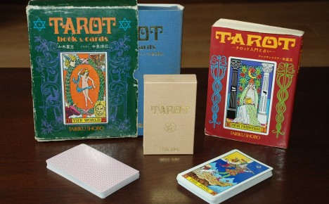 Later edition of Waite=JK Tarot