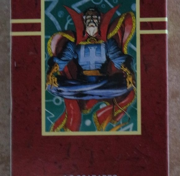 Tarrochi Marvel red box
