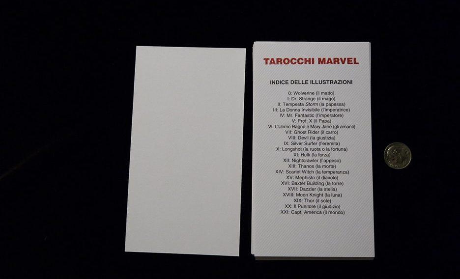 Tarrochi Marvel list of illustrations