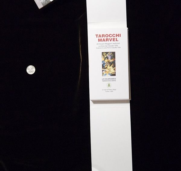 Tarrochi Marvel (grey version) with wrapper and box