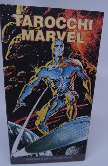 Tarocchi Marvel (gray version) box