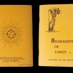 Highlights of Tarot cover