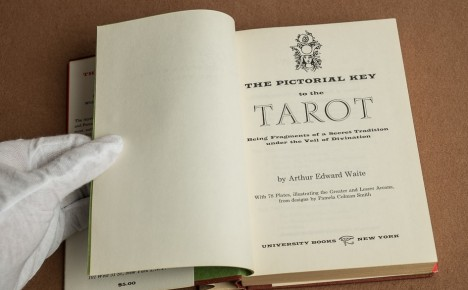 UB PKtT 1st ed. 1st printing
