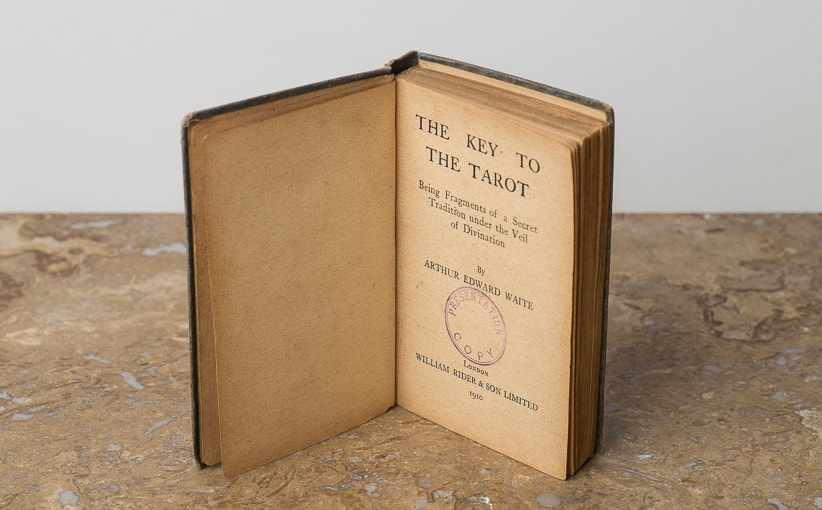 Presentation copy of KtT (1910)