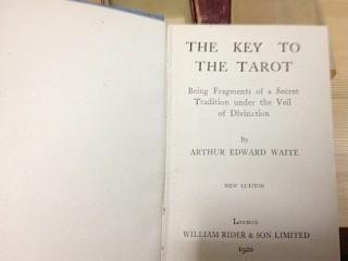 """""""D deck"""" 1920 title page . . ."""