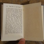 1931 edition of the Key to the Tarot last page