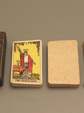 B deck with 1940's softcover KtT sold on eBay